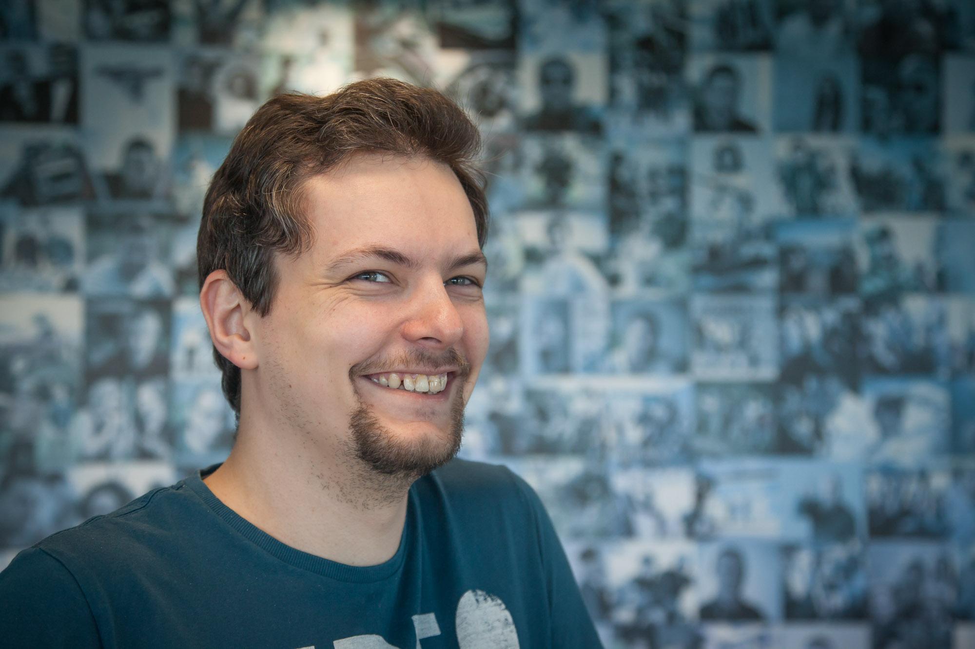 The happy winner: Jakub Wasilewski