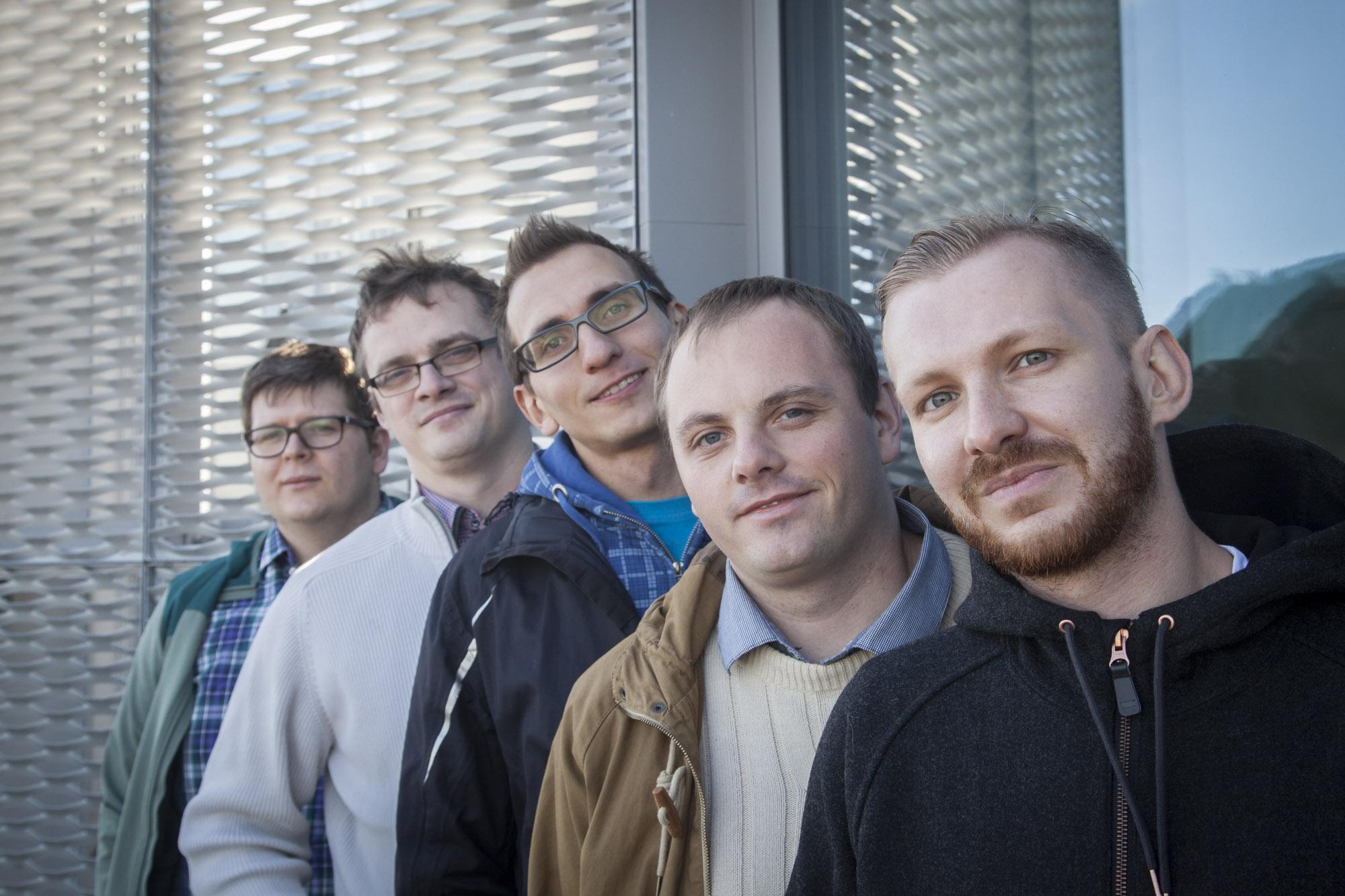 NWT´s team in Gdansk