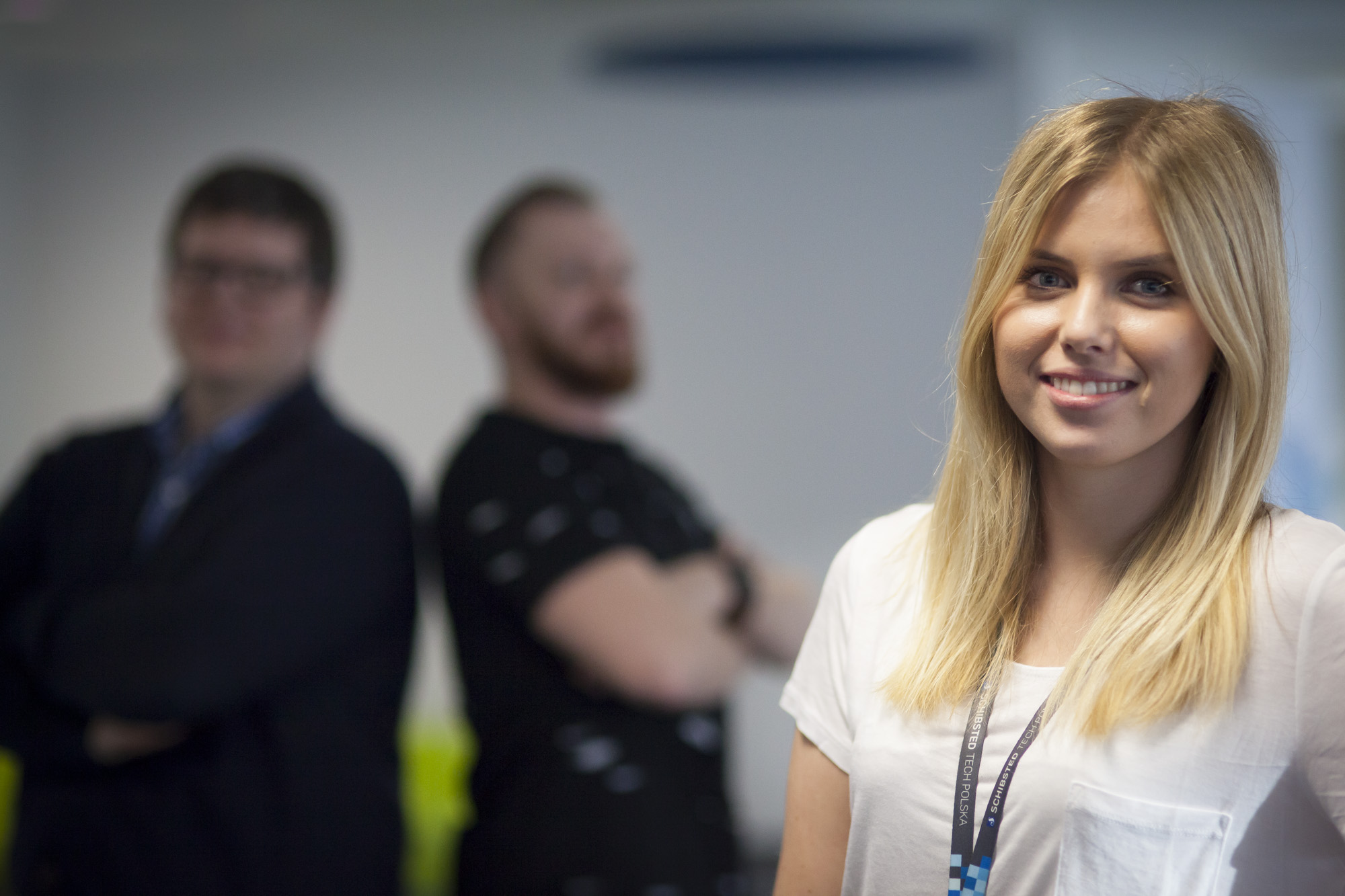 Aleksandra Gorna is office coordinator for Schibsted Tech Polska in Gdansk