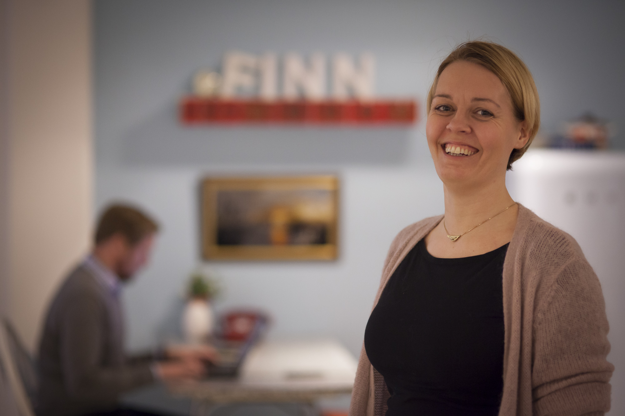 Bente Ulvestad is team leader at Finn.no in Oslo