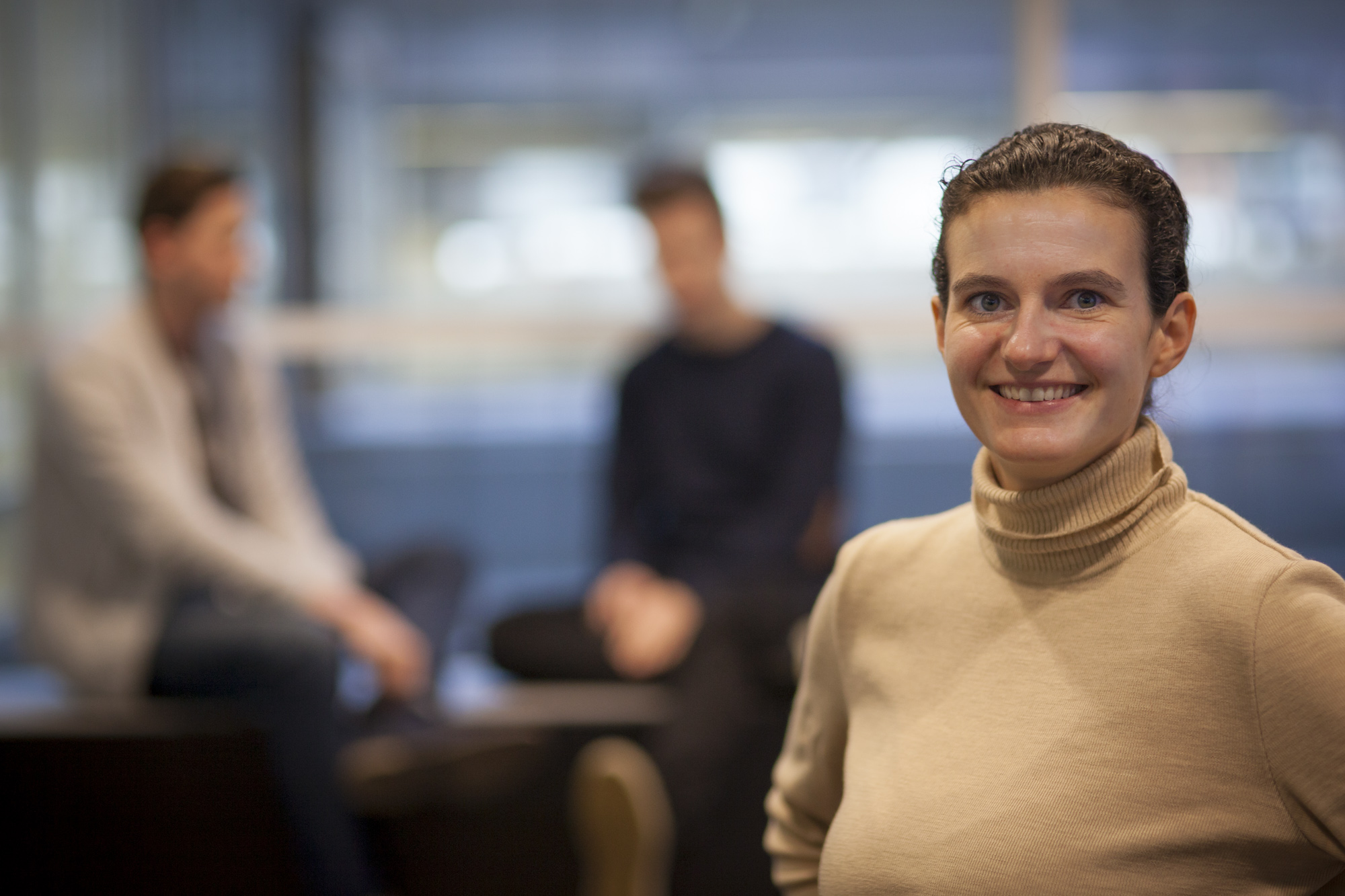 Isabelle Valette is data scientist in the Norwegian media house VG
