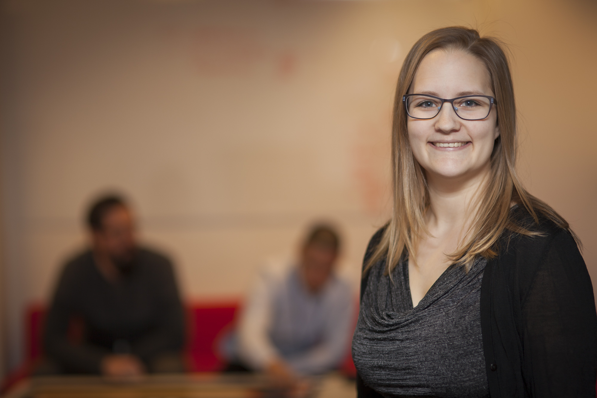 Linn Hege Molberg Bade is software engineer in Schibsted Products and Technology in Oslo