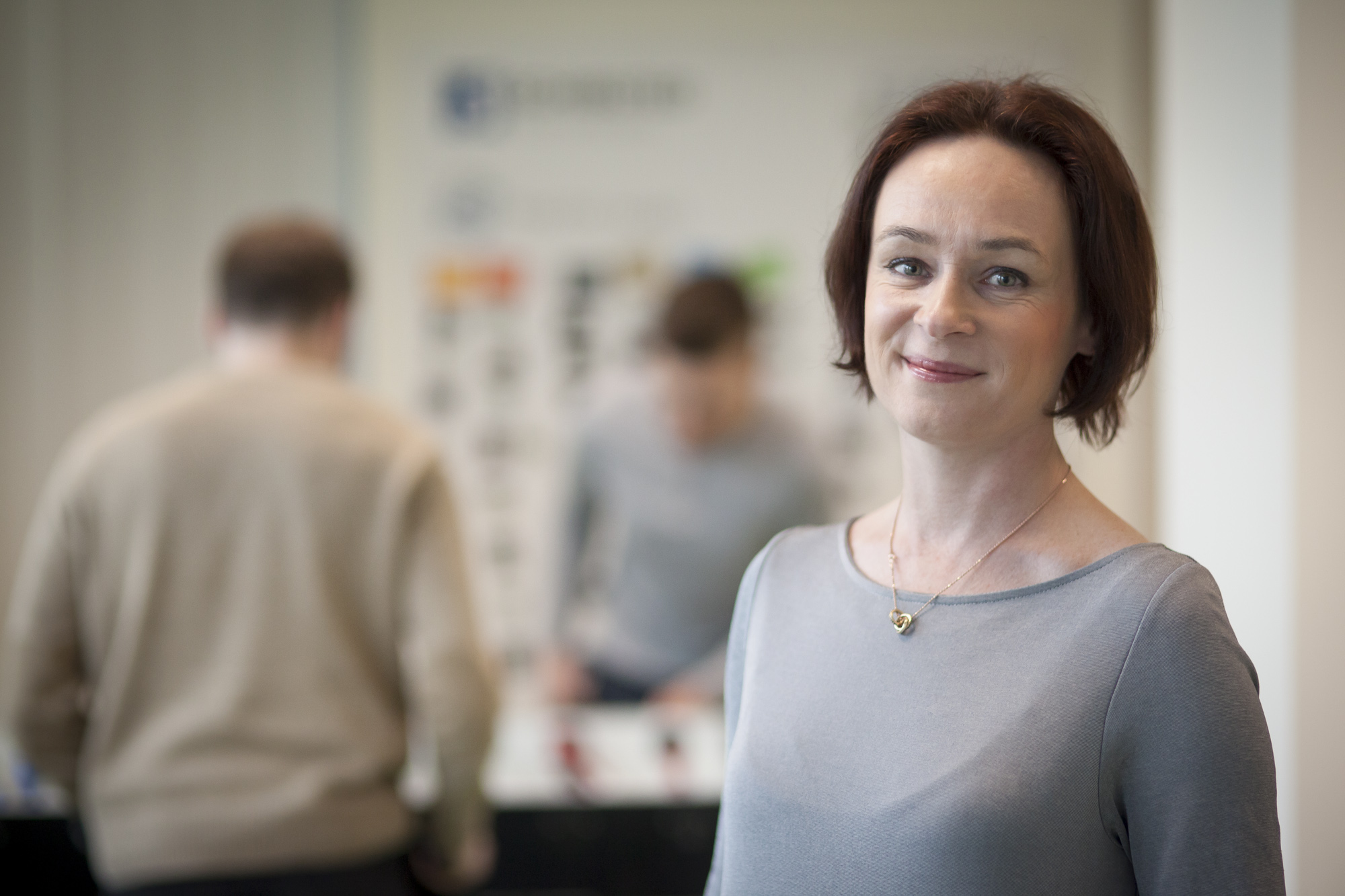 Joanna Zasadzinska is director of organizational development in Schibsted Tech Polska