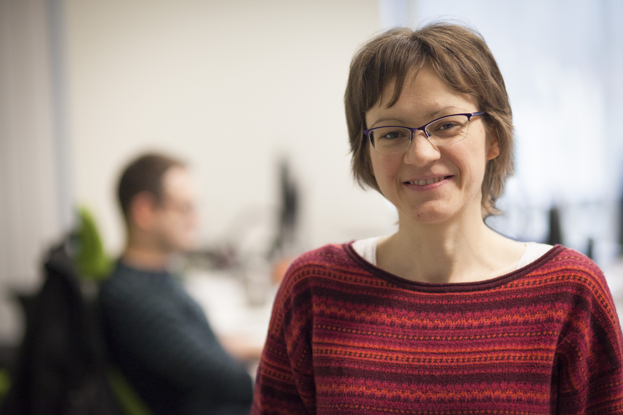 Joanna Turban is software developer in Schibsted Tech Polska