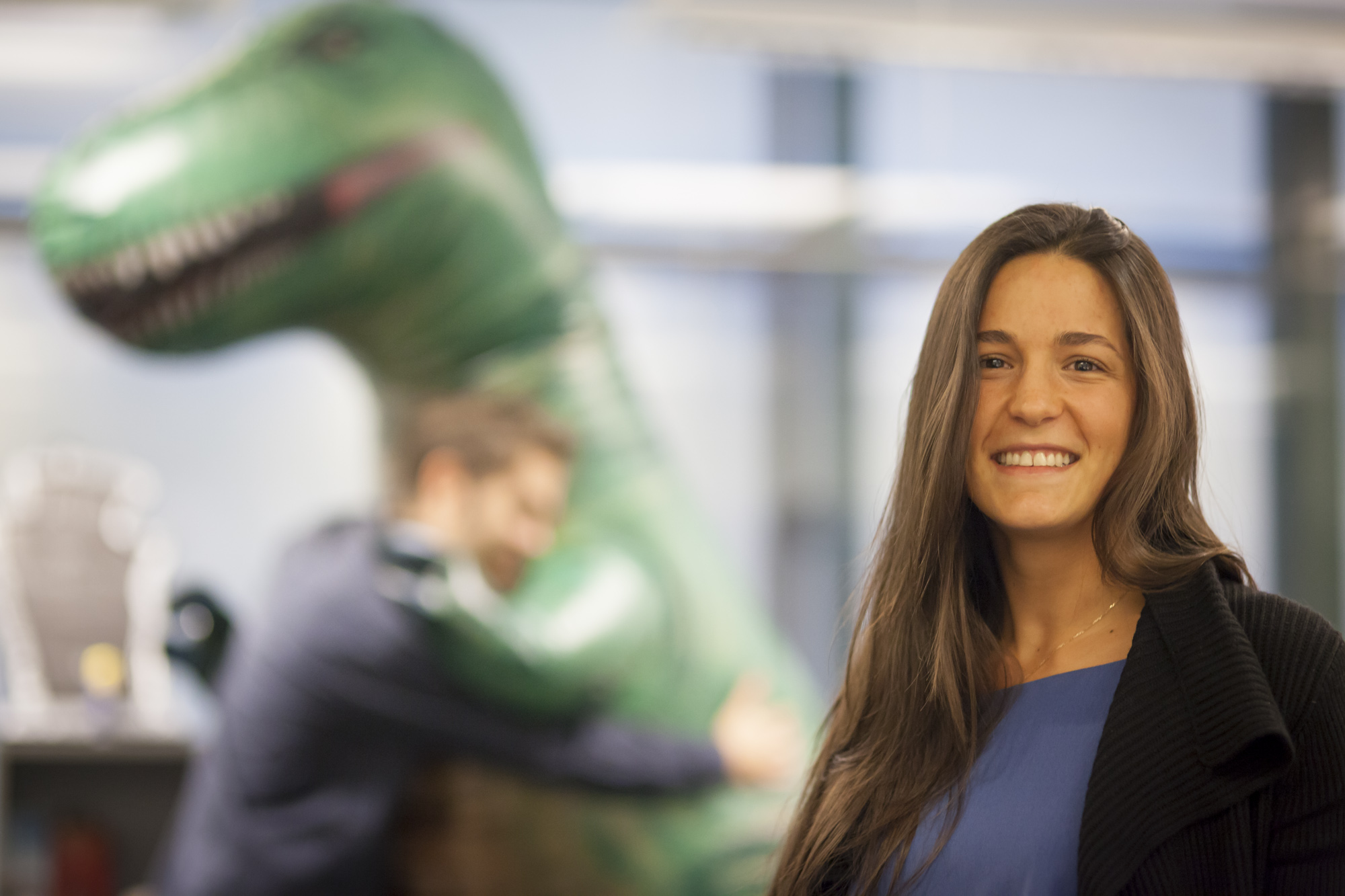 Ana Vizcarrondo is a software engineer for Schibsted Products & Technology in Oslo