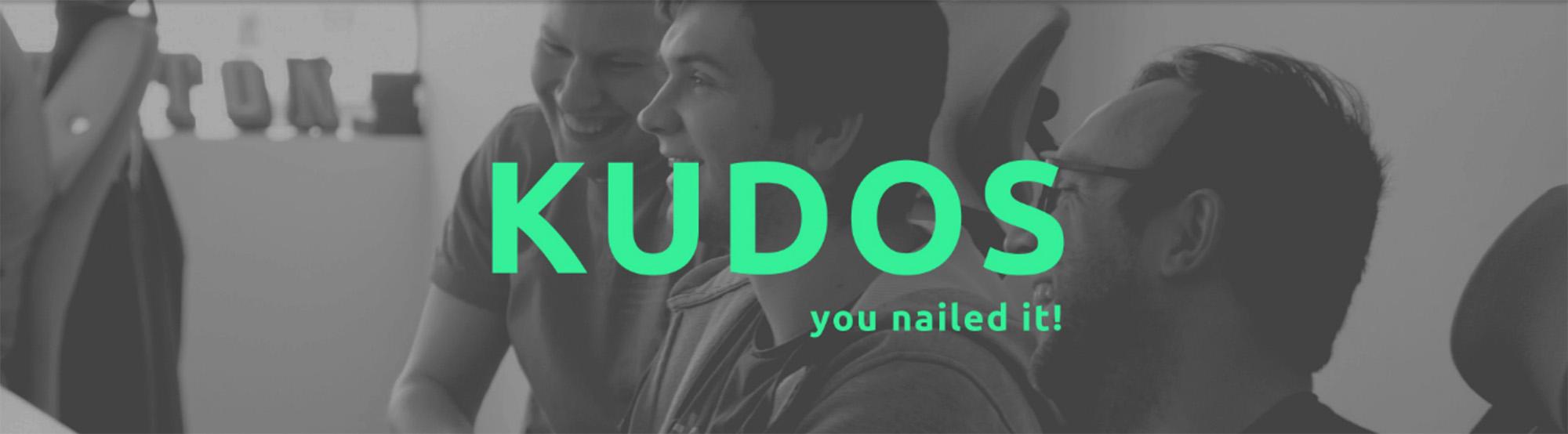 kudos-screen
