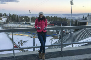 No winter visit to Oslo is complete without the Holmenkollen ski jumping arena
