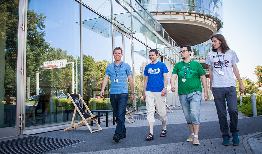 Schibsted Tech Polska has hired its first team of PHP programmers in Gdansk