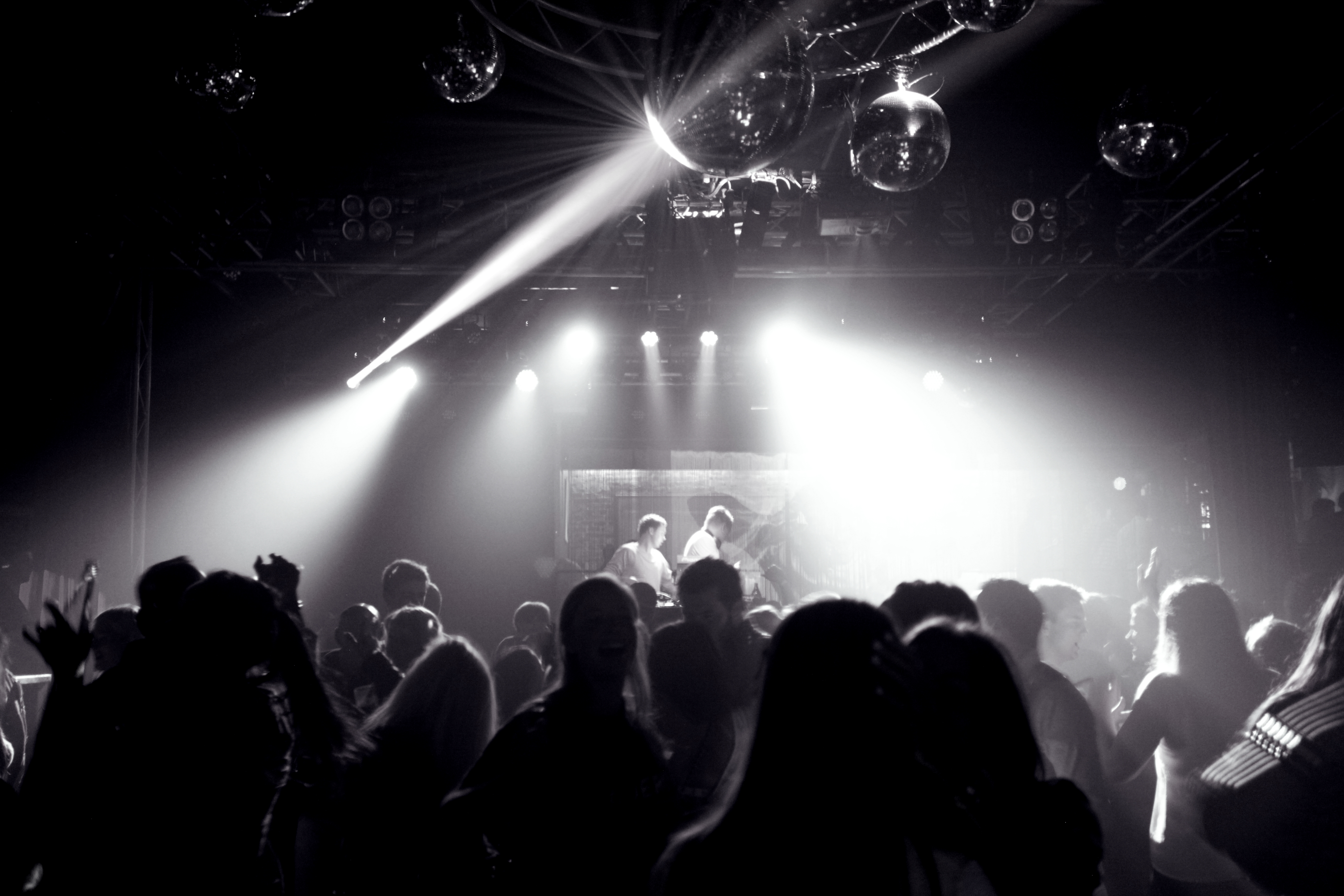 KRSby covers concerts and the night life in Kristiansand extensively. Photo: Fevennen