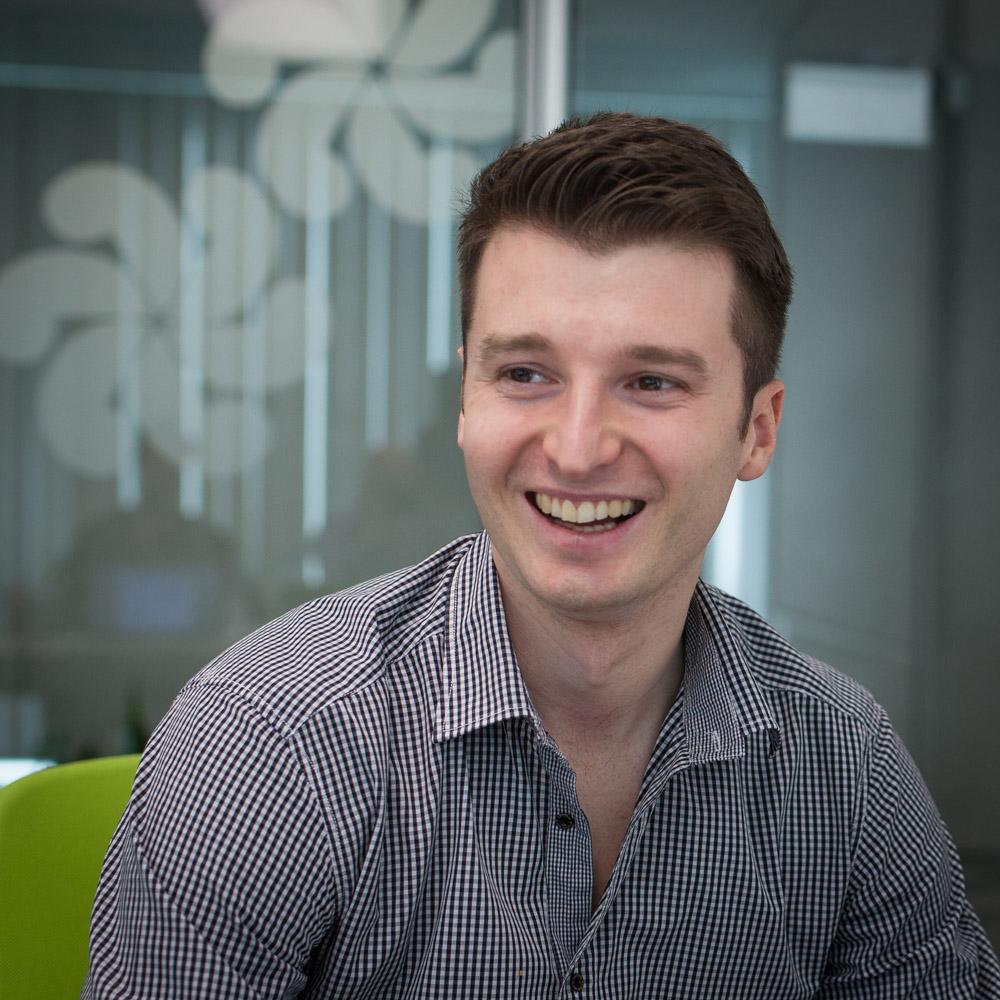 Mateusz Kwasniewski - Java developer in Schibsted Tech Polska