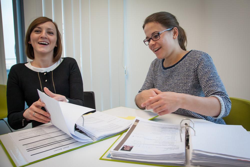 Few have flipped through as many programmer CVs as recruitment specialists Aleksandra Grzybowska and Aleksandra Niemyska in Schibsted Tech Polska