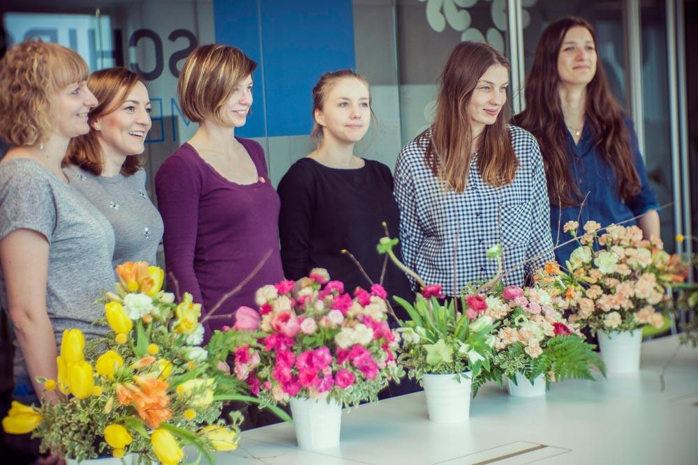 Proud florists