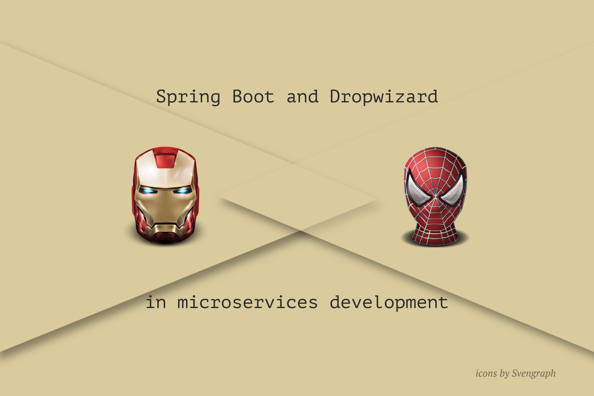 Spring Boot and Dropwizard in microservices development