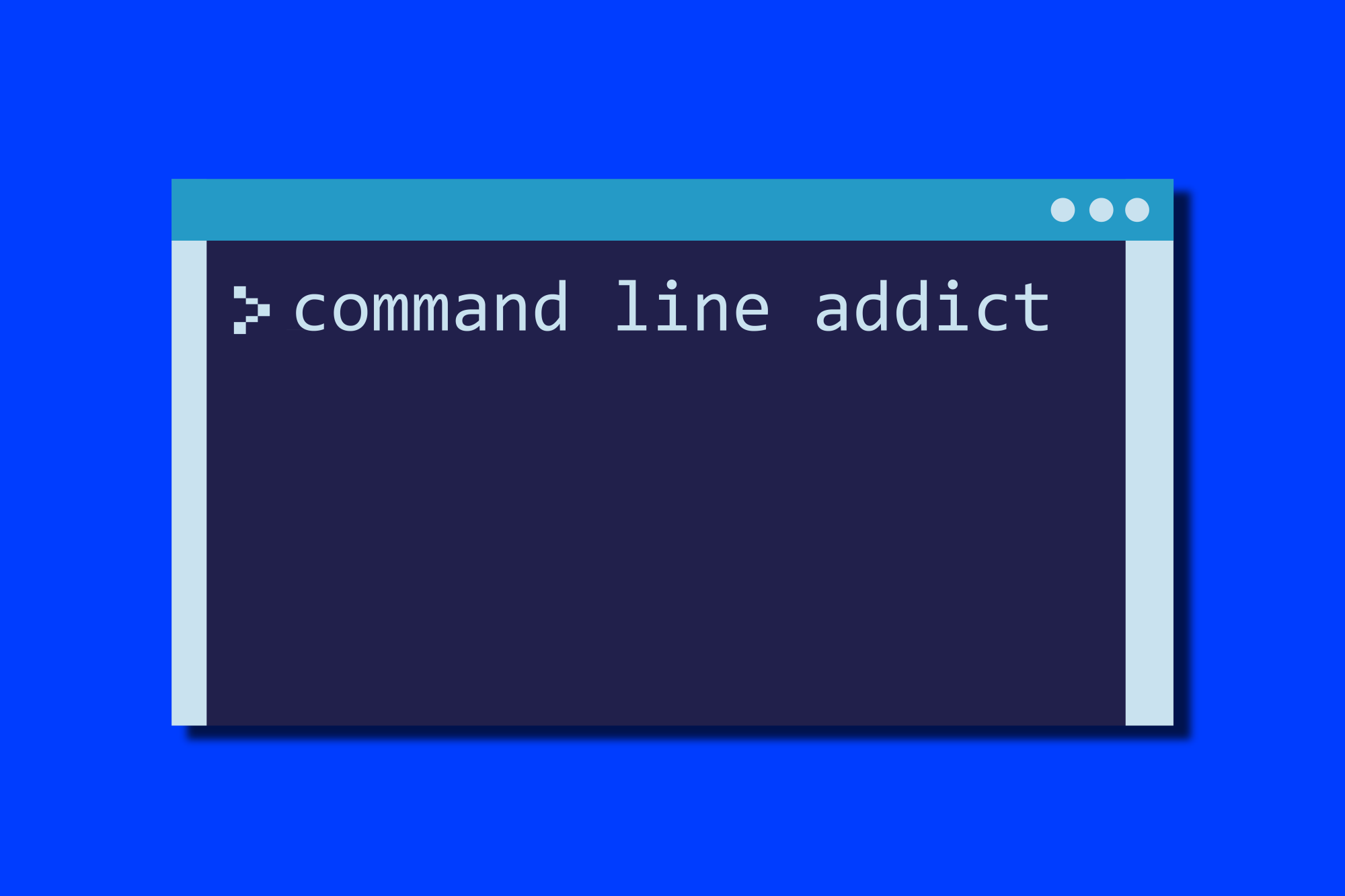 Confessions of a command line addict
