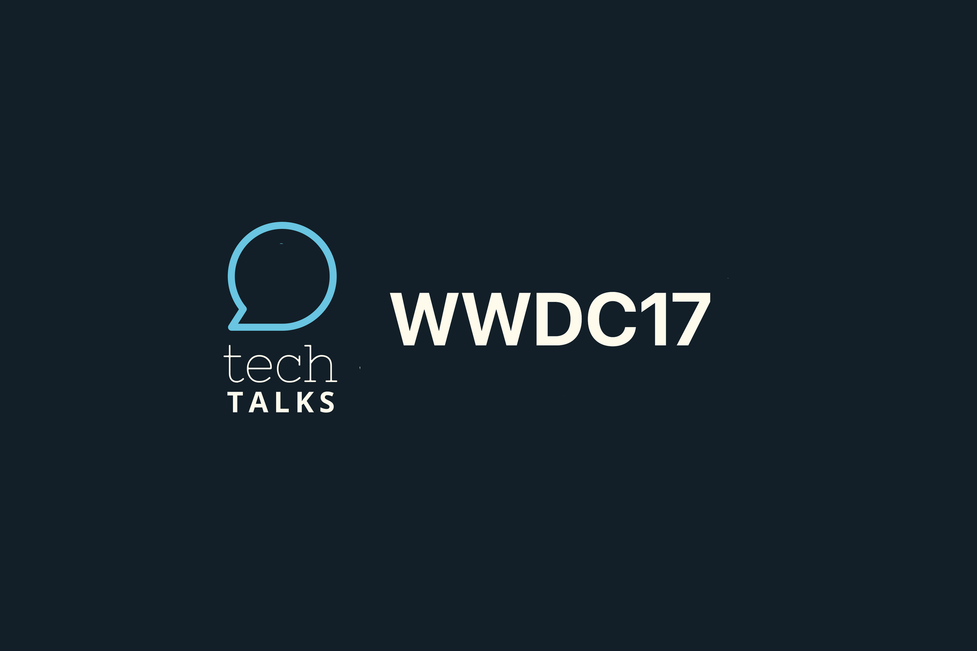 WWDC17 summary
