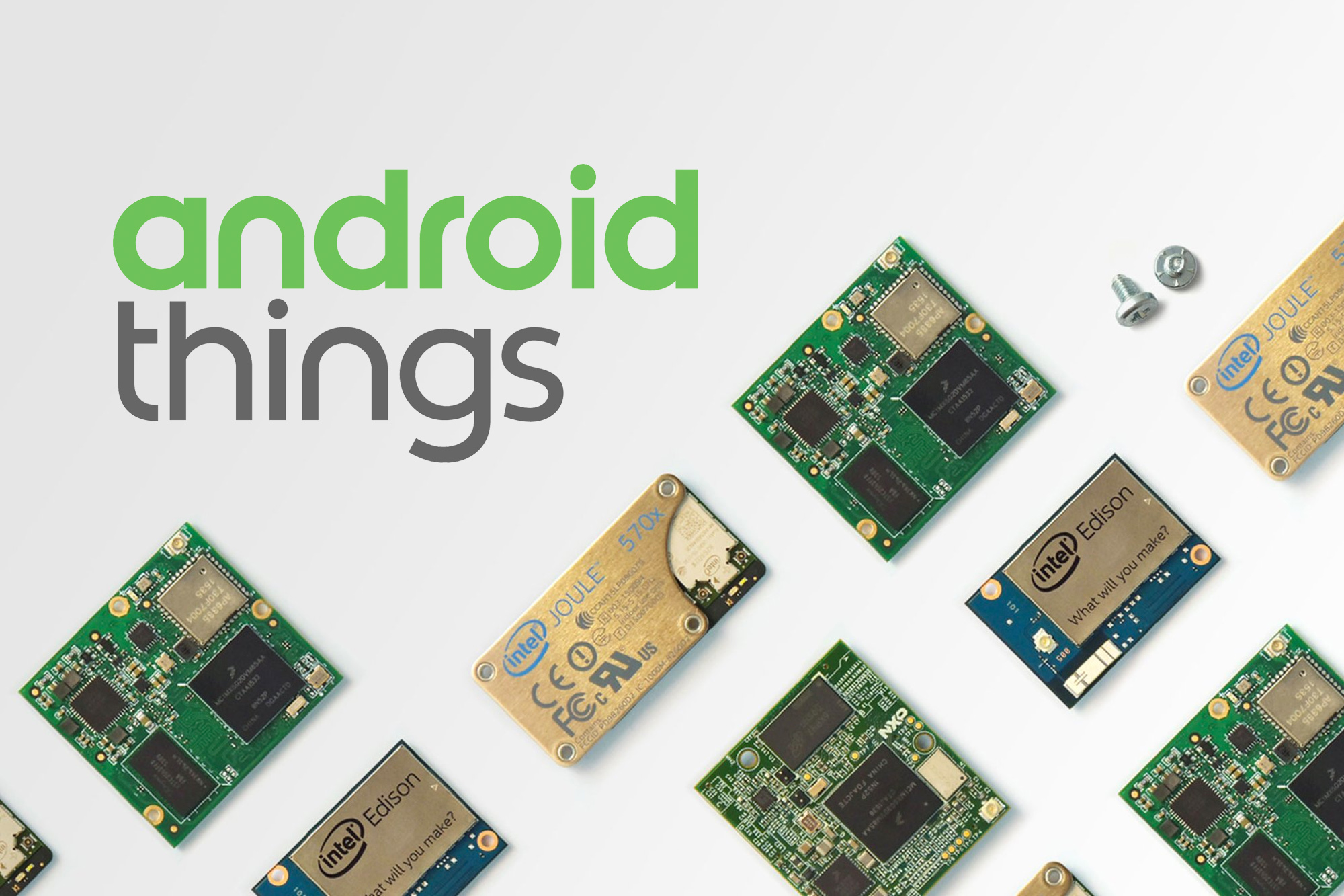 Getting started with Android Things