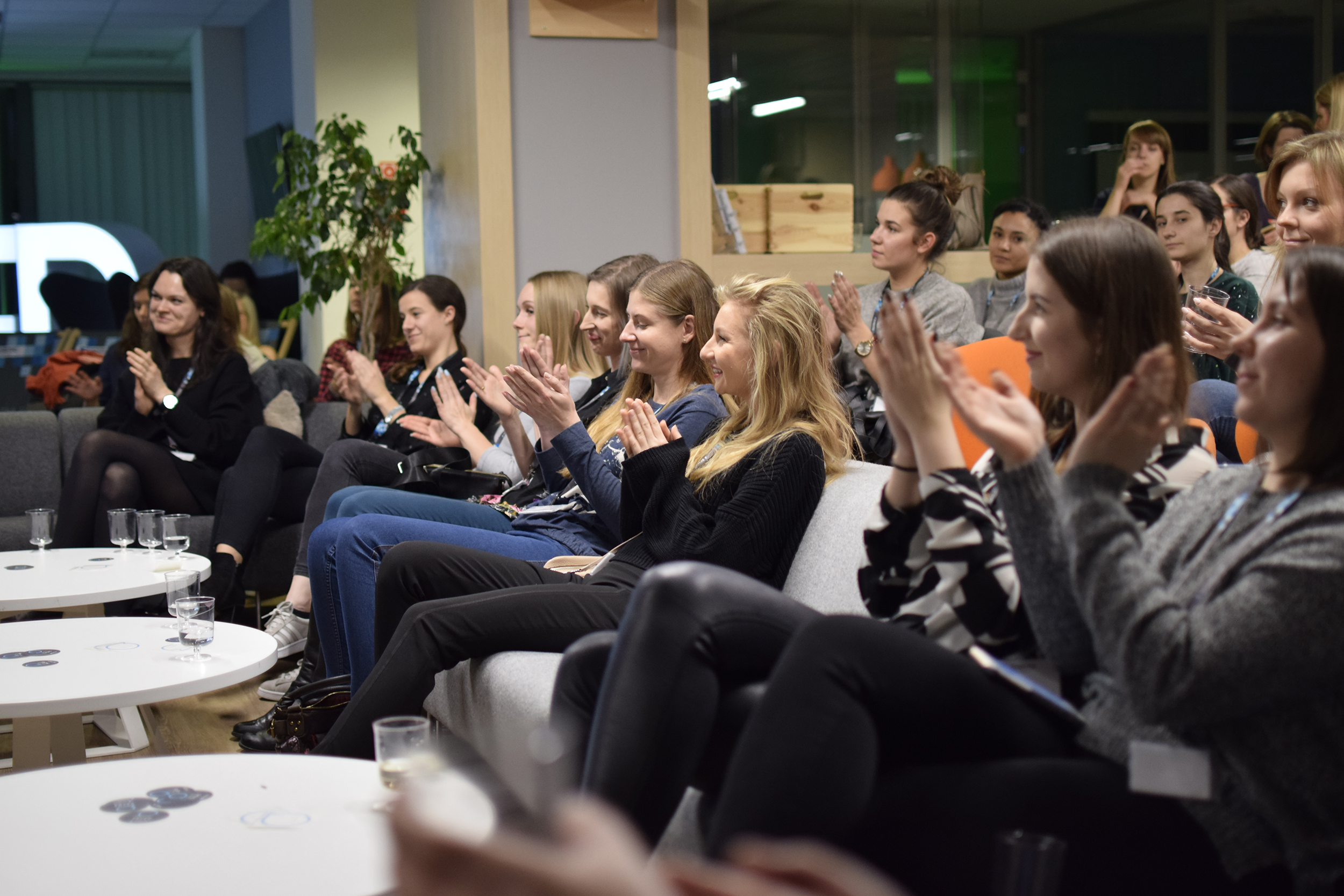 Schibsted Tech Polska organizes front-end workshops for women on International Women´s Day
