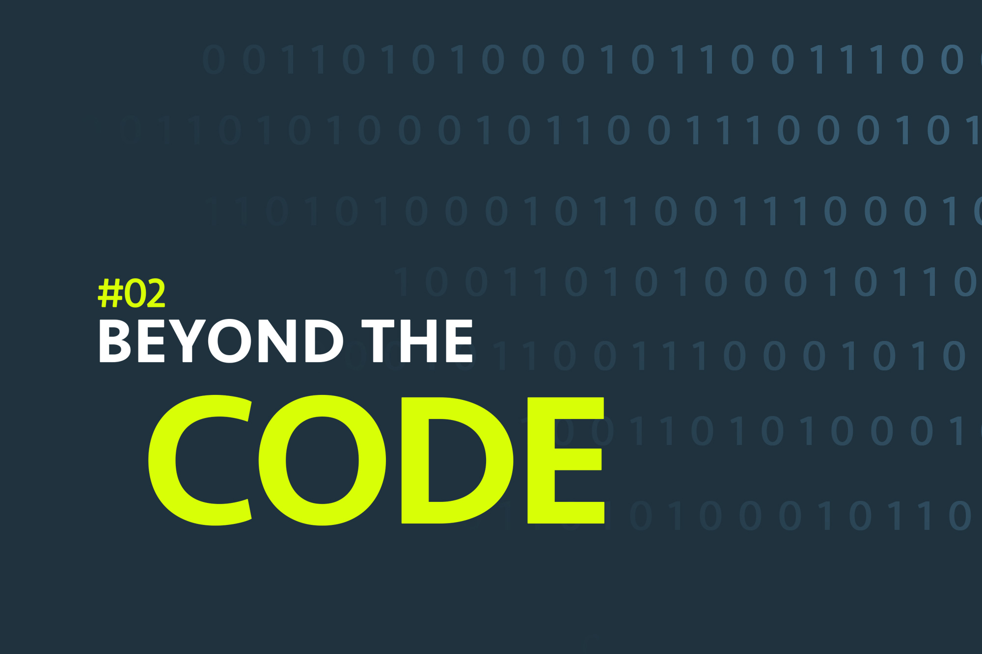 Beyond the Code episode 2